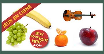 Jeux Pour Tout Petit: votre site de jeux en ligne sans inscription ni téléchargement. Jeux éducatifs pour tout petits: Le infiltré (poupées - fruits - animaux)