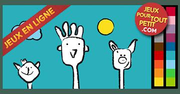 trendy jeux de coloriage en ligne pour petit peindre poissons with jeux animaux en ligne. Black Bedroom Furniture Sets. Home Design Ideas