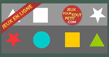 jeux en ligne ducatifs pour tout petits les formes g om triques en jouant apprendre. Black Bedroom Furniture Sets. Home Design Ideas