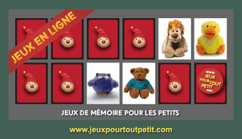 jeux de m moire gratuits pour enfants les jouets en. Black Bedroom Furniture Sets. Home Design Ideas