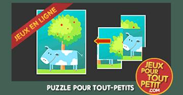 jeux puzzle gratuit pour tout petit 3 ans l 39 oiseau mamans en ligne. Black Bedroom Furniture Sets. Home Design Ideas