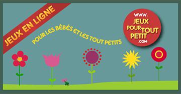 Jeux pour bébés et pour tout petits: Jeu: Heureux printemps!